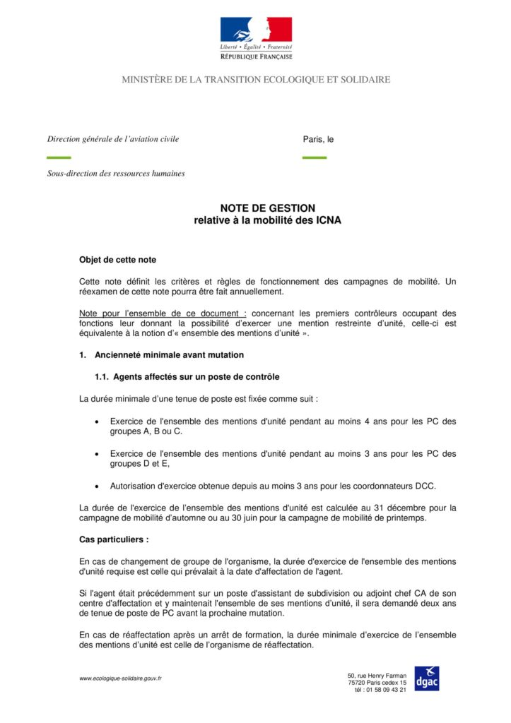 thumbnail of Note de gestion ICNA vf